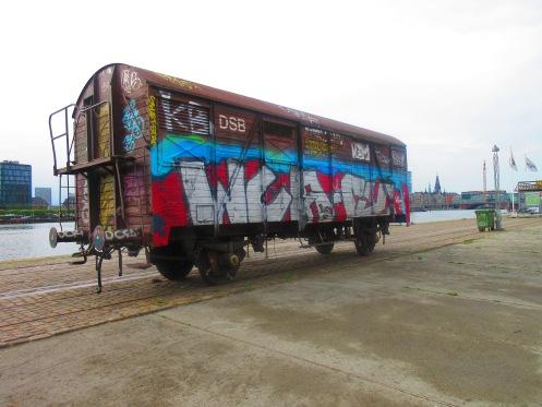 Railway truck